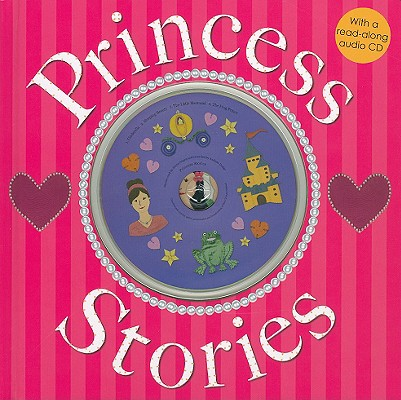 Princess Stories [With CD (Audio)] by Priddy, Roger [Board Books] -