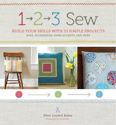 1, 2, 3 Sew By Baker, Ellen Luckett